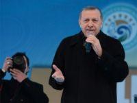 Erdoğan, Başkanlık için 400 milletvekili istedi
