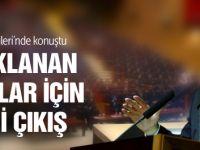 Erdoğan'dan subaylara tarihi cemaat açıklamaları!