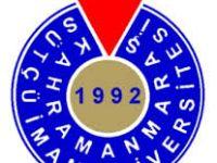 Sütçü İmam Üniversitesi Öğretim Üyesi alım ilanı