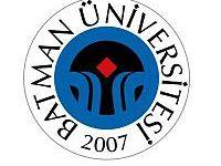 Batman Üniversitesi Öğretim Üyesi alım ilanı