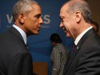 Obama'dan Erdoğan'a sürpriz telefon!