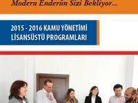 TODAİE Yüksek Lisans Programlar�