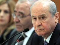 MHP'nin koalisyon için 4 şartı