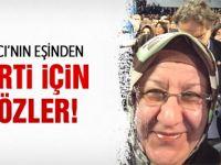 Hayati Yazıcı'nın eşinden AK Parti için şok sözler