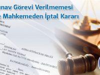 MTSK sınav görevi verilmemesi işlemine iptal kararı