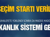AK Parti seçim beyannamesi Başkanlık sistemi