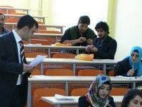 AÖF sınav görevlisi tercih işlemleri başladı