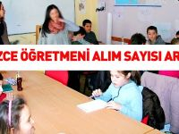 Alınacak İngilizce öğretmeni sayısı artacak