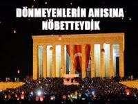 Türkiye Kamu-Sen'den Çanakkale Saygı Nöbeti