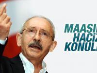 Kemal Kılıçdaroğlu icraya verildi maaşına haciz konuldu