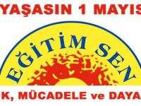 1 Mayıs Birlik, Mücadele ve Dayanışma Günü Kutlu Olsun!