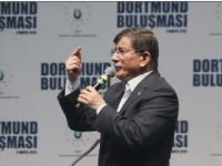 Başbakan Davutoğlu'nun Dortmund konuşması