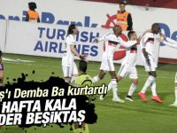 Beşiktaş Trabzon'dan 3 puanla döndü