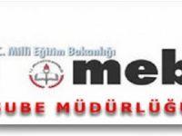 MEB Şube Müdürleri Yer Değiştirme Sonuçları Açıklandı