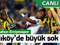 Kadıköy'de Fenerbahçe'ye büyük şok!