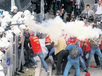 AYM: Barışçıl gösteriye müdahale olmamalı