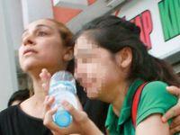 Müdür yardımcısı, kız öğrencileri hastanelik etti