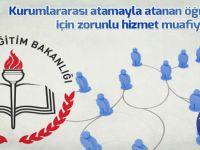 Eğitim-Bir-Sen'den Zorunlu Hizmet Düzenlemesi Talebi