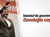 Başbakan Davutoğlu'nun İstanbul konuşması