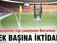 Barça Şampiyonlar Ligi şampiyonu oldu