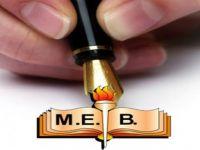 MEB Görevde Yükselme Kanun Teklifi Taslağı