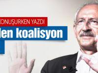 Erdoğan'ın koalisyon çağrısına CHP'den yanıt!