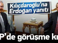 Baykal'dan Kılıçdaroğlu'na Erdoğan cevabı