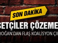 Erdoğan'dan flaş koalisyon çıkışı!