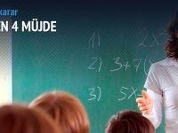 Aday öğretmenlere eş durumu atama hakkı