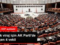 CHP, MHP, HDP Açıkladı! İşte AK Parti'nin Olası Meclis Başkanı Adayları