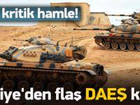 Türkiye'den flaş 'DAEŞ' hamlesi