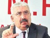 MHP'li Yalçın: Genel Başkan'ımız kapıları kapatmadı