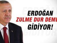 Cumhurbaşkanı Erdoğan Çin'e gidecek