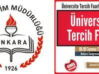 """Ankara'da 100 Üniversite ile """"Tercih Buluşması"""""""