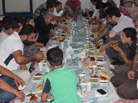 Eğitim-Bir-Sen, Suriyeli yetimlerle iftar yaptı