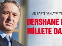 AYM'nin dershane kararına AKP'den sert tepki!