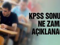 KPSS sonuçları ne zaman açıklanacak 2015 ÖSYM