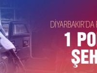 Diyarbakır'da son dakika polise silahlı saldırı