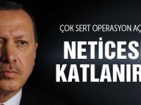 Erdoğan'dan son dakika operasyon açıklaması