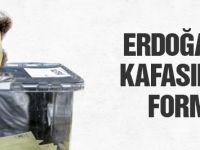 Erdoğan'ın kafasındaki seçim formülünü yazdı