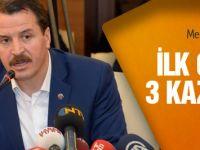 Ali Yalçın 'İlk günde 3 kazanım elde ettik'