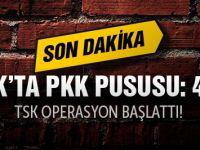 Şırnak ve Siirt'te flaş PKK saldırı haberleri