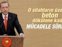 Erdoğan'dan 'haysiyetsizler' çıkışı