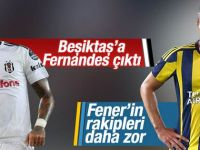 İşte Beşiktaş ve Fenerbahçe'nin UEFA'daki rakipleri