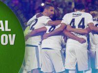 Beşiktaş'tan gol patlaması