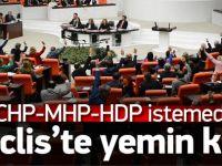 Mecliste Yemin Krizi