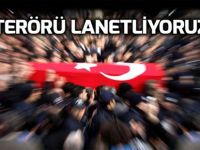 Ankara'da STK'lar Teröre Karşı Ayağa Kalkıyor