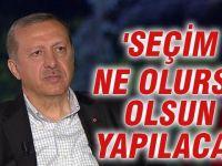 Hain saldırı sonrası Erdoğan'dan açıklama