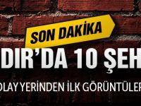 Iğdır'da PKK saldırısı şehit haberleri var