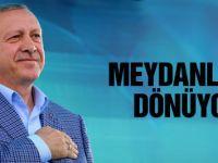 Erdoğan seçim meydanlarına dönüyor işte 1 Kasım planı